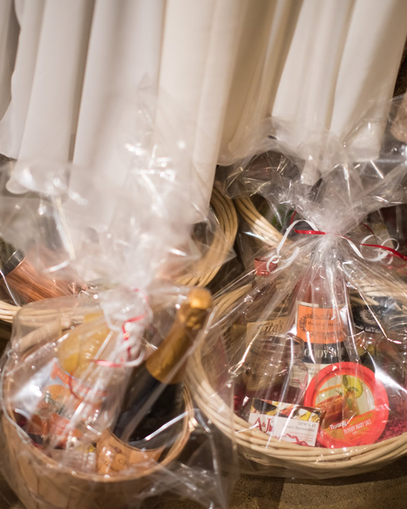 Our gift baskets!